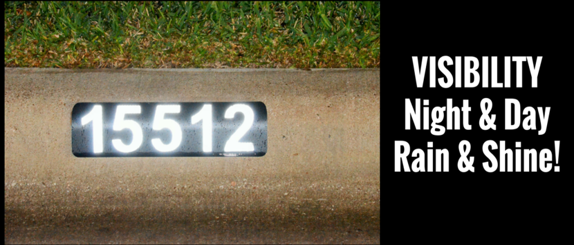 24x7x365 Visibility 2 1170x500 - Reflective Curb Address Plaque Installation