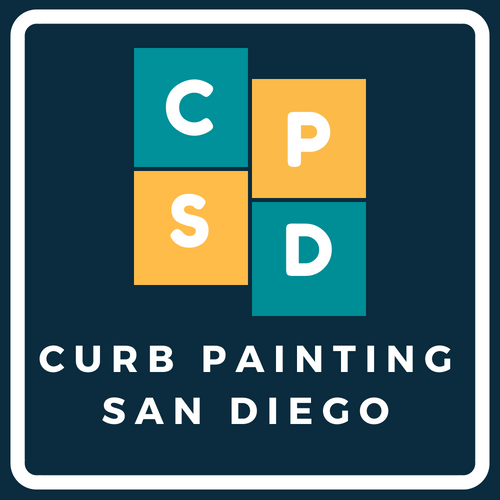 Curb Painting San Diego Main logo2.0 - Reflective Curb Address Plaque Installation